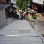 清水寺から高台寺方面へ移動