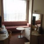 アパホテル&リゾート 東京ベイ幕張の部屋の様子