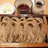 越後湯沢駅の越後十日町 小嶋屋で「へぎそば」を食す