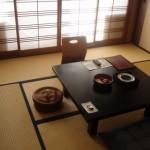 源泉湯の宿 松乃井に到着、部屋の様子など