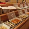 カフェレストラン「ラ・フォーレ」で夕食