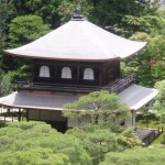 銀閣寺を観光