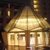 新都ホテルの夜景