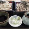 高尾山口「つたや」で食事