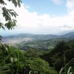 大倉高原山の家を目指し、分岐ルートで別ルート選択