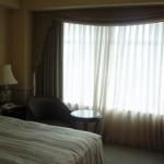 ホテル ザ・マンハッタンの部屋の様子