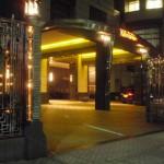 ホテル ザ・マンハッタン内を探索