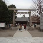 浅草神社へ寄り道