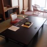 ゆけむりの宿 美湾荘の部屋