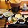 ゆけむりの宿 美湾荘の朝食