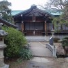 芦原温泉の薬師神社を見学