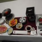 芦原の宿 八木の夕食