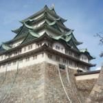 名古屋城内を探索