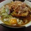 ホテルを出発、名古屋駅で「きしめん」を食す