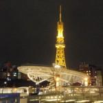 名古屋タワーを見学