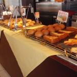 名古屋ビーズホテルの朝食