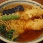 みす美 大阪のそば屋で蕎麦を食す