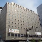 大阪新阪急ホテルの部屋