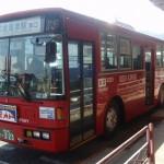 嬉野温泉から武雄温泉駅へ