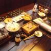 民芸の宿 雲仙 福田屋の朝食