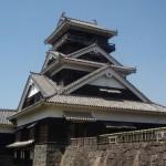 熊本城宇土櫓へ