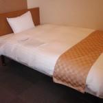 ホテルクレスティア鹿児島の部屋