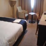 ホテルサンルート広島の部屋