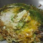 八昌で広島お好み焼きを食す