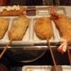 神戸串乃家 大丸梅田店で昼食