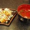 たこ昌 新大阪駅店で昼食
