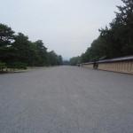 京都御苑を散策