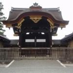 京都御所の周囲を散策
