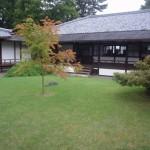京都御所 閑院宮邸跡へ