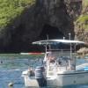 シュノーケルで青の洞窟へ