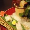 星野リゾート アンジンの夕食