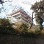 アタミロープウェイで熱海城を目指す