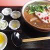 水戸藩ラーメンを食べるために鈴龍へ
