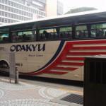 新宿駅から三井アウトレットパーク木更津へ直行バスで移動