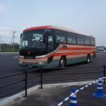 三井アウトレットパーク木更津のバス停、新宿へ、乗れるかどうか