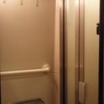カシオペアのシャワールーム