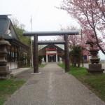 稚内駅周辺の量徳寺や北門神社をチェック