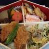 特製東京(駅弁)を食べつつ新大阪へ移動