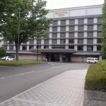 京都駅から京都ブライトンホテルへ移動