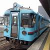 西舞鶴駅からKTR線(北近畿タンゴ鉄道)に乗り、天橋立駅へ