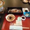 文珠荘の朝食