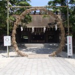 籠神社(このじんじゃ)へ