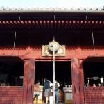 花園稲荷神社、上野の森美術館、寛永寺清水観音堂など
