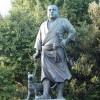 上野の西郷隆盛像を拝み、上野南側一人旅終了