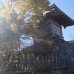 筑波山の男体山