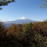 長尾山から乙女峠へ